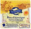 Bleu d'Auvergne au lait de vache pasteurisé - Prodotto