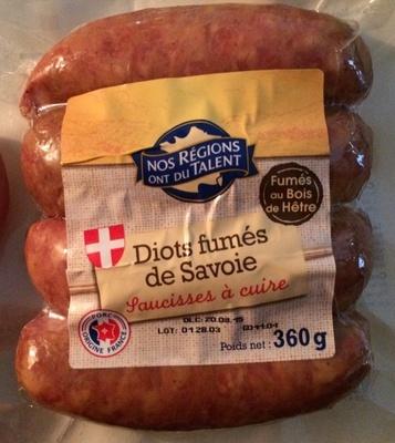 Diots fumés de Savoie - Product