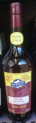 Calvados Pays d'Auge - Produit - fr