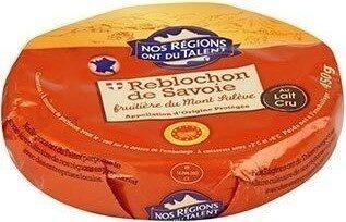 Reblochon de Savoie AOP (25% MG) Au Lait Cru - Prodotto - fr