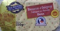 Beurre D'Isigny doux - Produit - fr