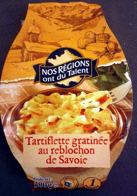 Tartiflette Gratinée au Reblochon de Savoie - Produit - fr