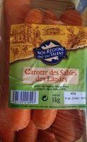 Carrottes des sables des Landes - Product - fr