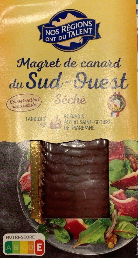 Magret de Canard du Sud-Ouest Séché et au Poivre - Produit - fr