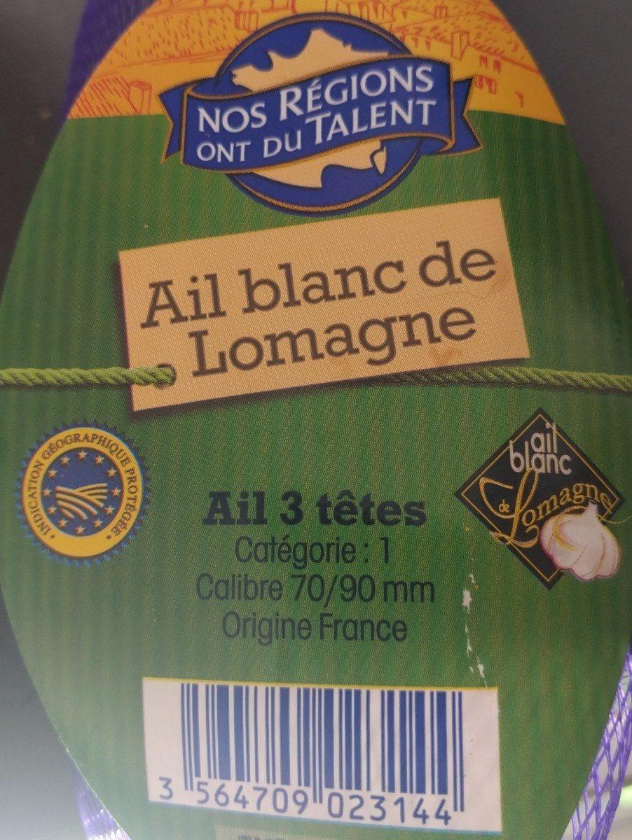 Ail blanc de Lomagne - Prodotto - fr