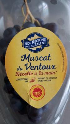 Raisin muscat AOC Nos Régions ont du Talent - Produit