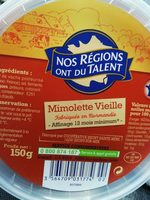 Mimolette vieille - Produit - fr