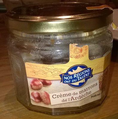 Crème de marron de l'Ardèche - Product