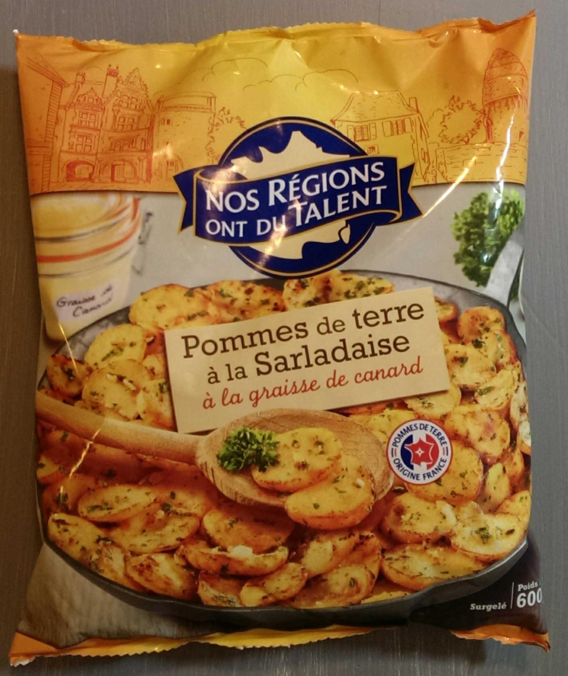 Pommes de terre la sarladaise la graisse de canard nos r gions ont du talent 600 g - Pommes de terre a la braise ...
