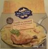Confit de canard et ses pommes de terre persillées - Produit