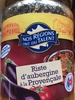 Riste d'aubergine à la Provençale - Producto