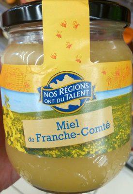 Miel de France-Comté - Produit - fr