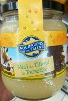Miel de Tilleul de Picardie - Produit