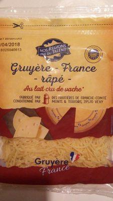Gruyère Râpé - Product