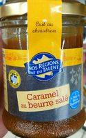 Caramel beurre salé de Guerande Nos Régions Ont Du Talent - Product