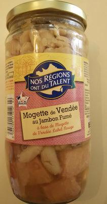 Mogettes de Vendée au Jambon Fumé - Product