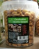 Cacahuètes recette basque - Produit