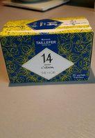 Thé noir saveur citron - Product - fr