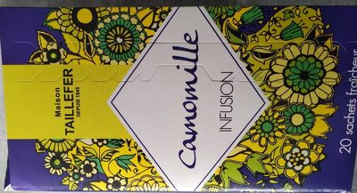Infusion Camomillle - Produit - fr