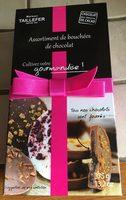 Assortiment de bouchées de chocolat - Product