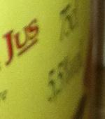 Cidre Artisanal Brut Pur Jus - Informations nutritionnelles