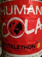Human Cola Regular Pet - Prodotto - fr