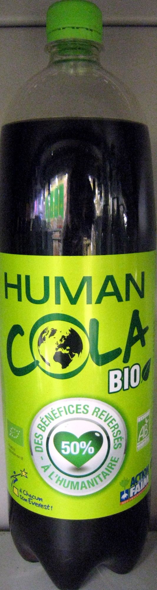Human Cola Bio - Prodotto - fr
