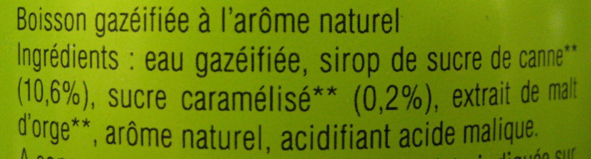 Human Cola Bio - Ingredienti - fr