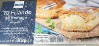 10 Friands au Fromage - Produit