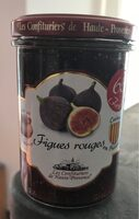 Confiture Figues Rouges - Product