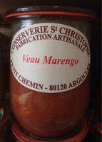 Veau Marengo - Produit - fr