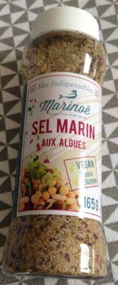 Sel Marin aux algues - Product
