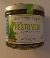 Pesto vert Algues & Herbes Aromatiques - Product - fr