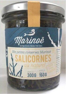 Salicornes Au Naturel (160 GR) - Produit - fr