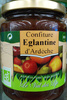 Confiture églantine d'Ardèche - Produit