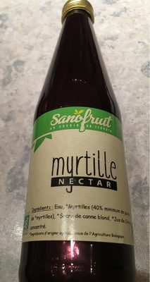 Myrtille Nectar - Product