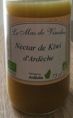 Nectar de kiwi d'Ardèche - Produit