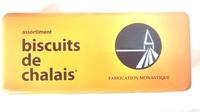 Biscuits de Chalais - Produit - fr