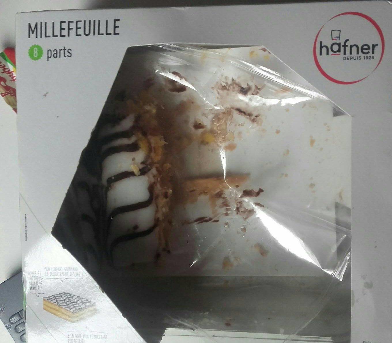 Millefeuille - Produit