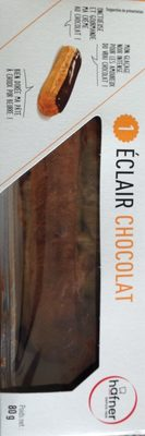 Eclair chocolat - Product - fr