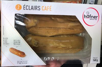 Éclairs Café - Produit