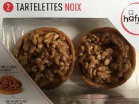 Tartellettes noix - Produit - fr