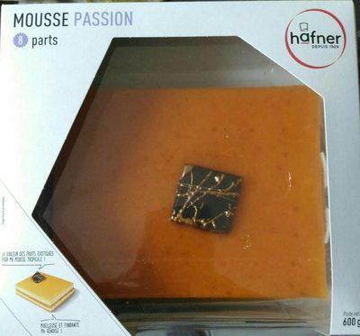 Mousse Passion - Produit - fr