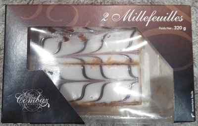 2 Millefeuilles - Product - fr