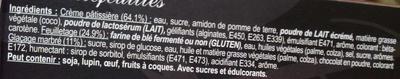 2 Millefeuilles - Ingredients - fr