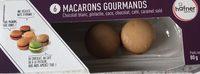 6 Macarons gourmands - Produto - fr