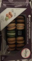 Macarons Gourmands, 10 - Product