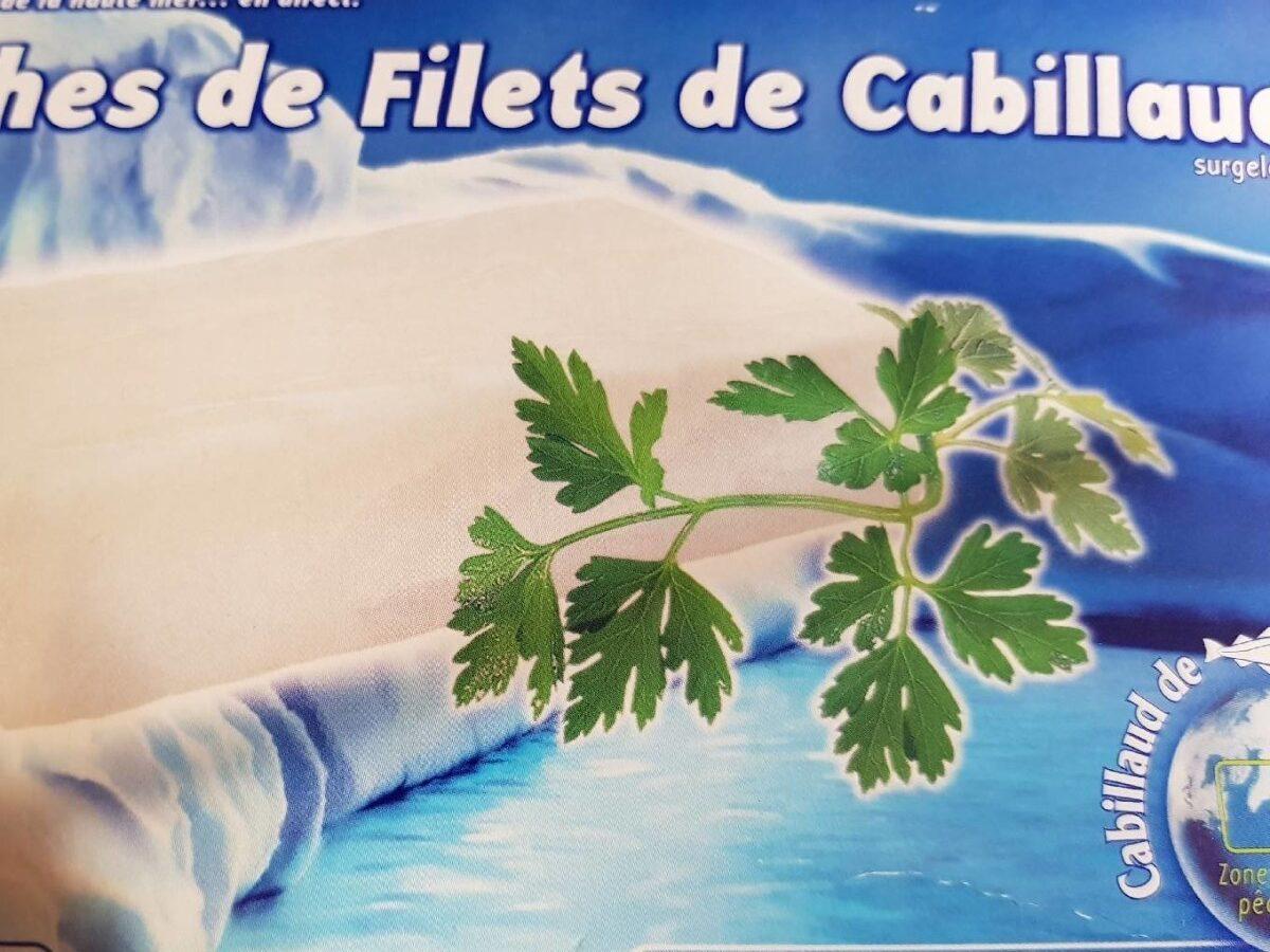 Tranches de filets de cabillaud - Produit - fr