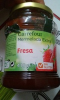 Mermelada Extra Fresa - Producto