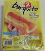 Barquito Hot Dog moutarde - Product